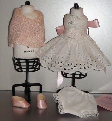 "Madame Alexander 8"" Doll Dress Outfit - 4 Pc - Beautiful - Spring - Summer"