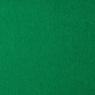 Bottle Green Felt Fabric extra wide 1.5m sold by the metre by Fabric Land