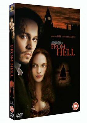 From Hell - Single Disc Edition [2001] [DVD][Region 2]