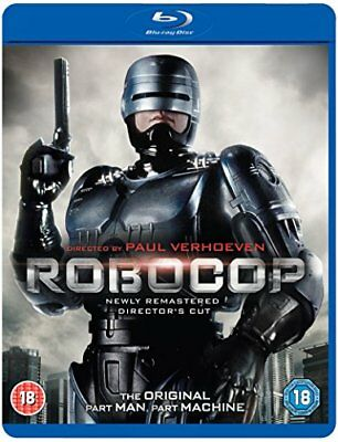 Robocop [Remastered] [Blu-ray] [DVD][Region 2]
