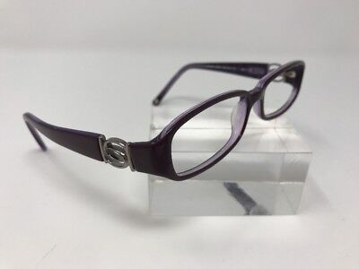 5f2c475aab Babe Eyeglasses ACADEMIC BB5001 Amethyst 52-15-135 Purple Sparkle Frame  Only 556