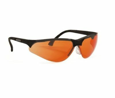 Infield Satety 9380 420 Terminator UV-400 Safety Glasses for Blue Light & UV
