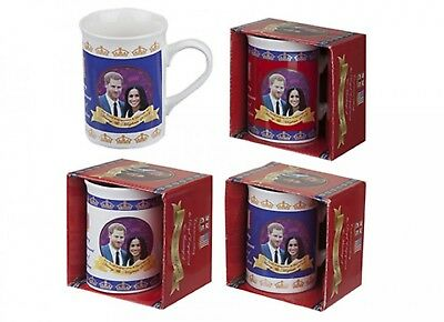 Royal Wedding Slim Mug 19 May 2018 Prince Harry Meghan Markle Souvenir Gift Cup