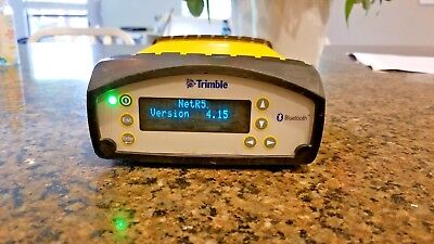 Trimble NetR5 Glonass GNSS GPS Network Base Receiver Reference Station