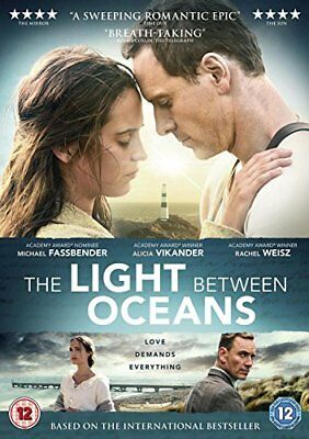 The Light Between Oceans [DVD][Region 2]