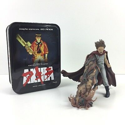 Akira Special Edition 20 Years Metal DVD Box & Tetsuo Action Figure