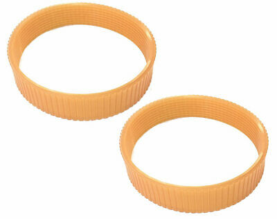2PCS Dewalt Planer Drive Belt For Dewalt DW734 - DW734R Toothed Belt 429962-08