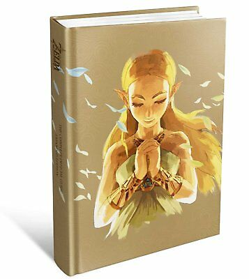 The Legend of Zelda,Breath of the Wild,Official Guidebook,Expanded Edition