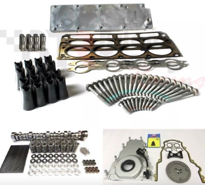 BTR LS3 STAGE 2 Cam Kit Gen 4 Car Dod Afm Vvt Delete Kit L99 Conversion  Swap 6 2