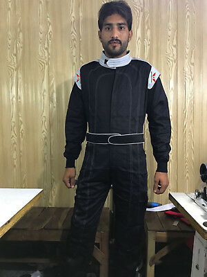 Red Camel Black Kart Race Hobby Suit  (1 Day Shipping)