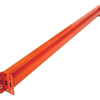"Pallet Rack 96""x 5""  Beam Orange"