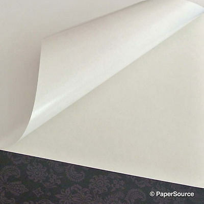 Double Sided Adhesive 'JAC Style' Paper - A4 Sheet