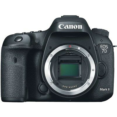 Canon EOS 7D Mark II 20.2 MP DSLR Camera Body PX