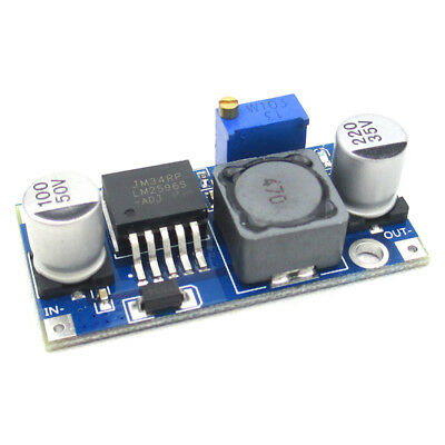 Mini Power Supply Step Down Module LM2596s 3A DC to DC Buck Converter Adjustable