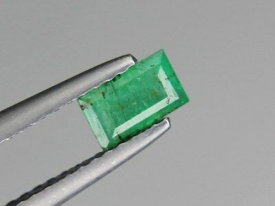 Natural Emerald 6x3.5mm 0.41ct Loose Natural Gemstone Pakistan Not Treated