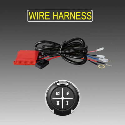 Astonishing Dual Color Led Light Bar Wiring Harness Remonte Control Switch Kit Wiring Digital Resources Instshebarightsorg