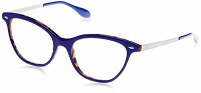 Ray-Ban 5360, Montature Donna, Blu (Blue/Gunmetal), 52 (Q4U)