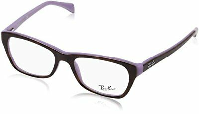 Ray-Ban 5298, Montature Donna, Marrone (Violet Tortoise), 51 (o2d)