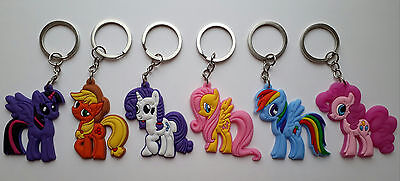 Gear4Geeks My Little Pony Rubber Keychain Keyring Twighlight Sparkle