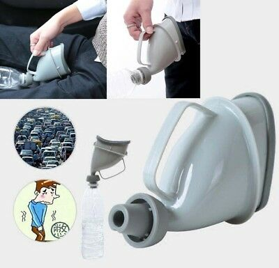 Pregnant Urination Device Cup Emergencie Pee Port  Potty Urinal Travel Camp Car