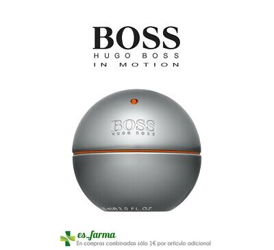 Hugo Boss Orange Perfume Boss In Motion Original Eau De Toilette Hombre 90Ml Man
