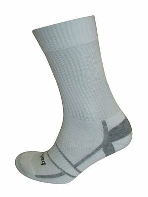 Balega Enduro 2 Crew Sock - White