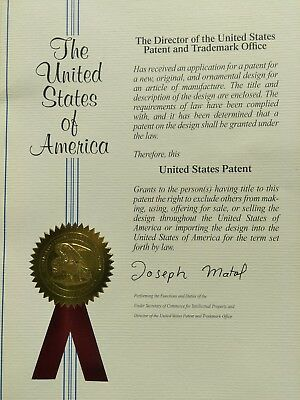 US Patent  Business for sale patent for sale
