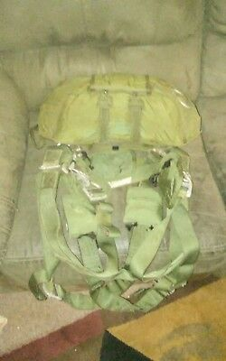 *1986* Military T-10 MIRPS Parachute/ Complete with harness