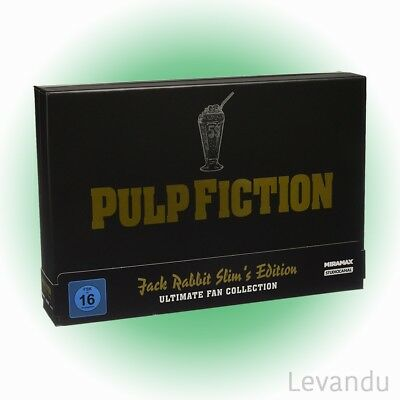 Blu-ray PULP FICTION - JACK RABBIT SLIM'S EDITION (Ultimate Fan Collection)
