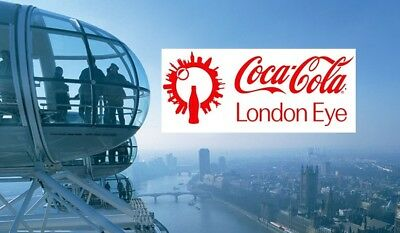 London Eye Discount Tickets - £21.42 for Adult or £17.60 for Child