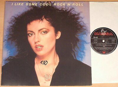 GILLA - I Like Some Cool Rock'n Roll (HANSA, D 1980 / SYNTHI-DISCO / LP vg++/m-)