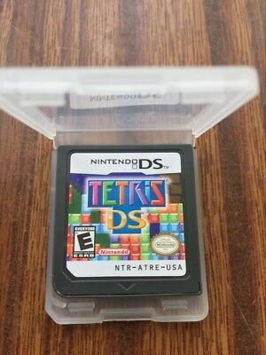Tetris DS Version English Game Card for Nintendo 3ds NDS Lite,NDSI