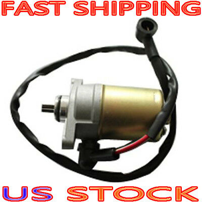 Starter motor for GY6 47cc 49cc 50cc TAOTAO SUNL ROKETA Chinese scooter moped