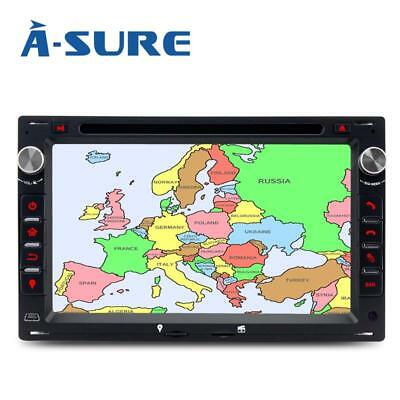 "7"" HD Car stereo DVD GPS Player BT Radio for VW Jetta Passat B5 GOLF 4 Polo Bora"