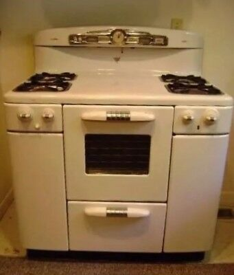 vintage tappan deluxe gas stove oven with owner s manual 200 00 rh picclick com Tappan Gas Range Stove Tappan Gas Range Model Numbers
