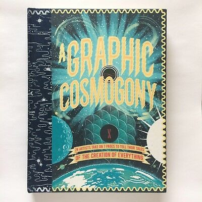 A Graphic Cosmogony, Nobrow Press, hardcover comics anthology