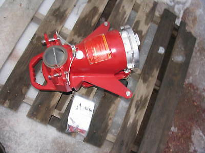 Akron Apollo Plus Hose Setup Fire Hose Base Gun Model 3414/3416/3431/3419