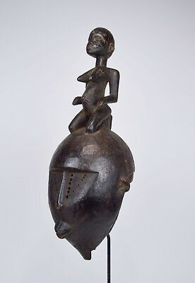 A Powerful and Rare Mossi mask, African Mask, African Art