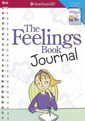 The Feelings Book Journal by Dr Lynda Madison 9781609581848 (Spiral bound, 2013)