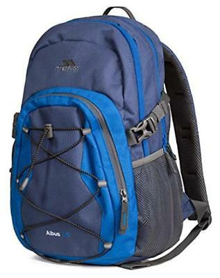 Trespass Backpack Bag Rucksack Work Office Travel Gym Camping Hiking Daysack 30: