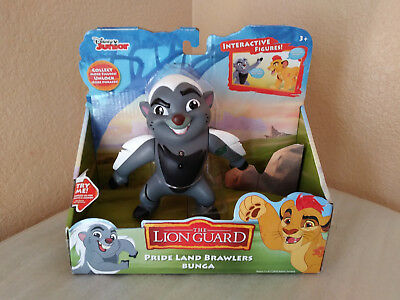 Disney Lion King Guard Pride Land Brawlers Bunga Toy Action Figure New