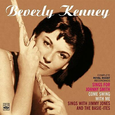 Beverly Kenney: Complete Royal Roost Recordings (3 Lps On 2 Cds) + Bonus Tracks
