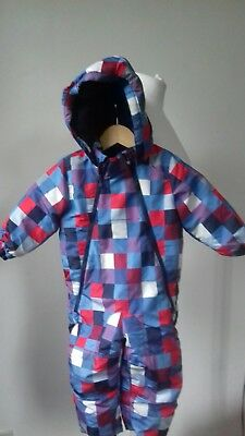 Lupilo Age 12- 24 mths Toddler Buggy Suit Stroller Winter Suit
