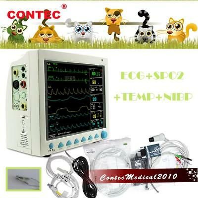 VET Veterinary PET patient monitor Multiparameter ICU machine Veterinary Monitor
