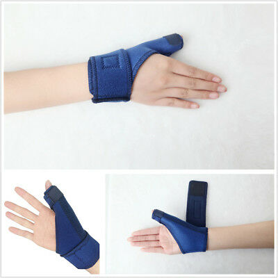 Universal Medical Trigger Thumb Splint Brace Pain Relief Joint Thumb Stabilizer