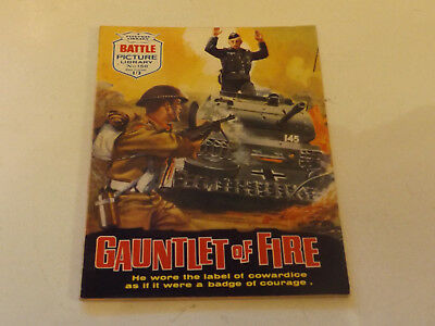 BATTLE PICTURE LIBRARY NO 150,dated 1964!,V GOOD FOR AGE,VERY RARE,54 yrs old.