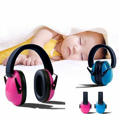 Baby Safety Ear Muffs Noise Cancelling Headphones For Hearing Protection Gift UU
