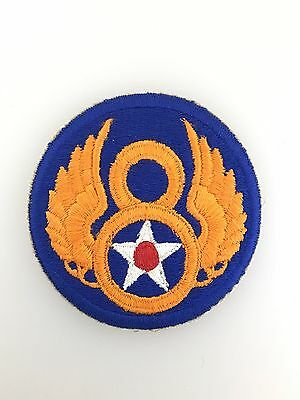 GENUINE America//American U.S.WWII  Army Air Corps 6th Air Force sleeve patch