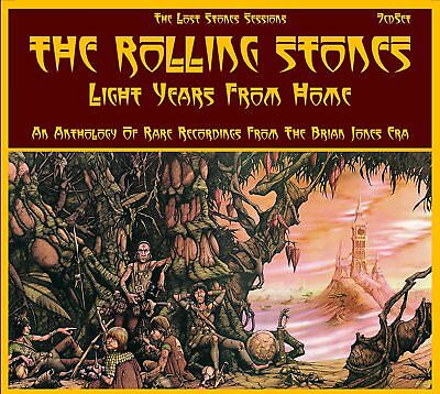 The Rolling Stones - Light Years From Home: 7 Cd Set