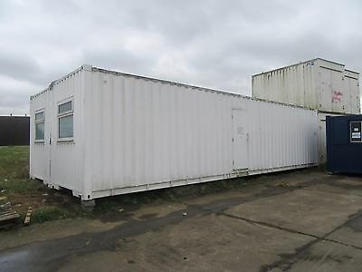 Modular Building, Changing Room, Container, Portable Building, 12m x 4.4m (1443)